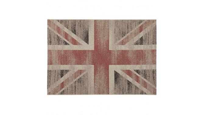 Tapis rectangulaire délavé Union Jack - Cooper