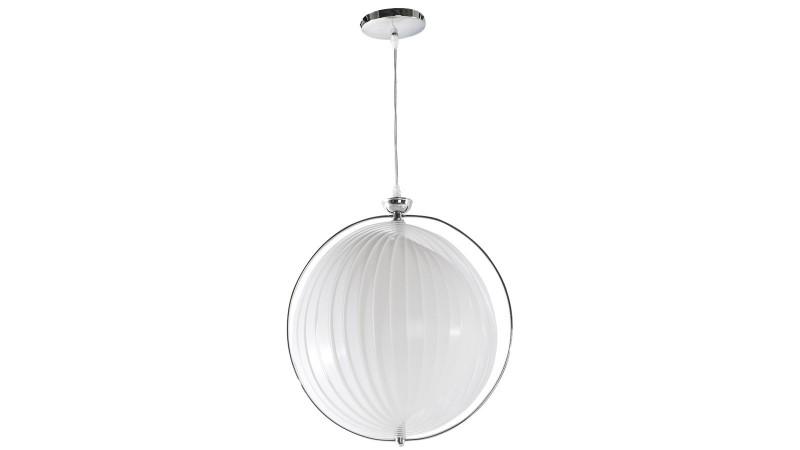 Suspension tendance ronde capri en plastique ou m tal for Suspension contemporaine salon