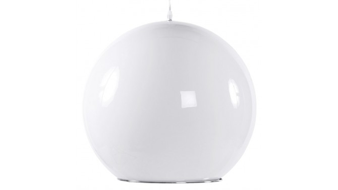 Suspension design boule blanche - Gallaxy