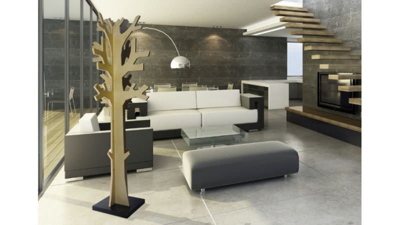 porte manteau bois design. Black Bedroom Furniture Sets. Home Design Ideas