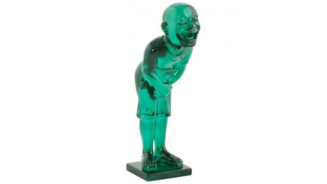 Statue en résine transparente - Celso