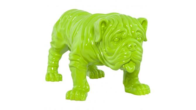 Statue design chien en résine - Lary