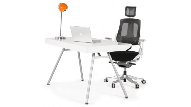 Bureau rectangulaire design avec tiroirs - Marcus