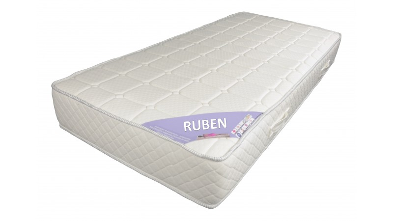 matelas 160x200 cm mousse m moire de forme ruben. Black Bedroom Furniture Sets. Home Design Ideas