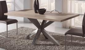 Table à dîner 180 cm rectangulaire - Cosme