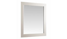 Miroir design rectangulaire 70x90 cm - Winter