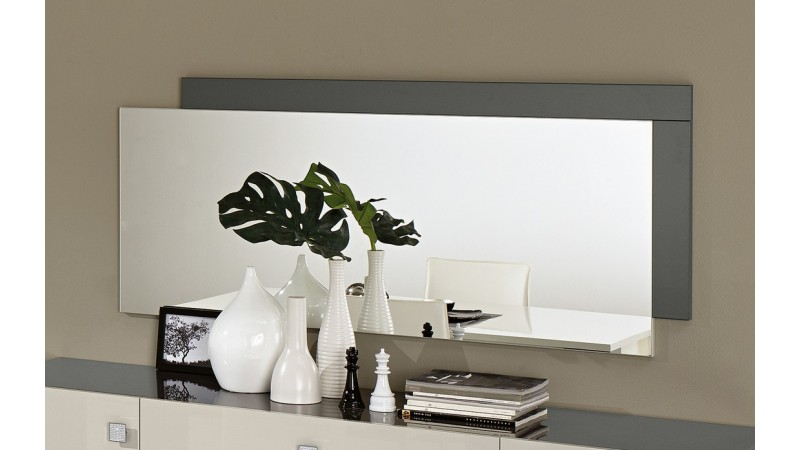 78 grand miroir mural rectangulaire stunning miroir for Grand miroir mural horizontal