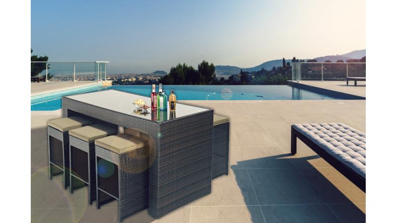 Salon de Jardin : 3 styles en vogue pour l\'été - Blog déco GdeGdesign