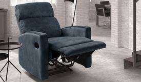 Fauteuil relax manuel design - Matys