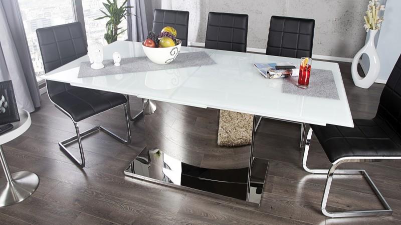 Table Extensible Verre Et En En Table Extensible Table Extensible Verre Et En knOP0w
