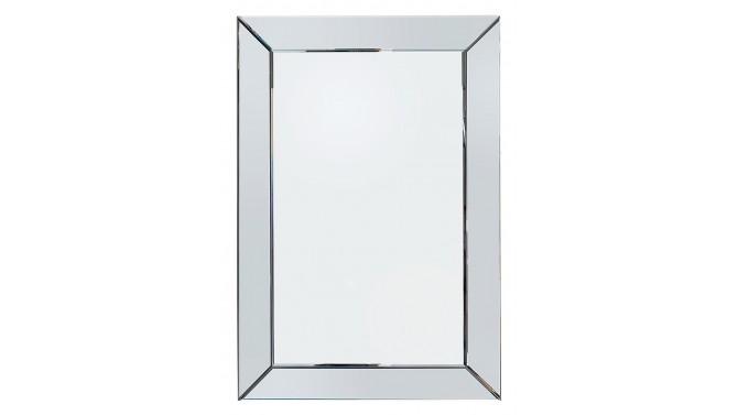 Miroir moderne avec facettes latérales - Preston