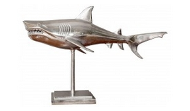 Statue design requin - Gary