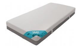 Matelas mémoire de forme 200x200 cm - Saad