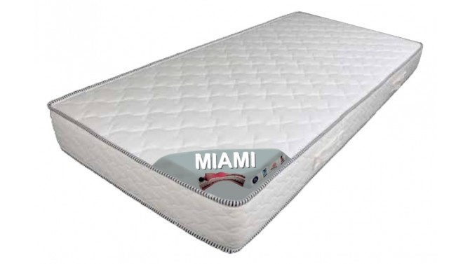 Matelas en mousse 90x200 cm - Miami