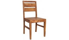 Chaise bois de palissandre massif - Jitendra