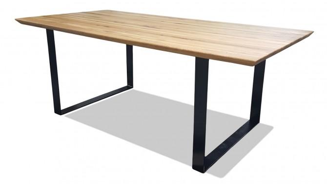 Table à manger bois rectangulaire - Conan