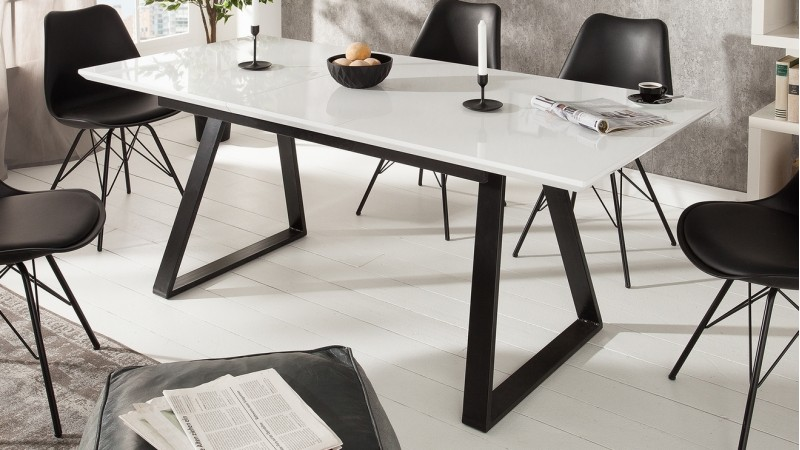 table a manger extensible design