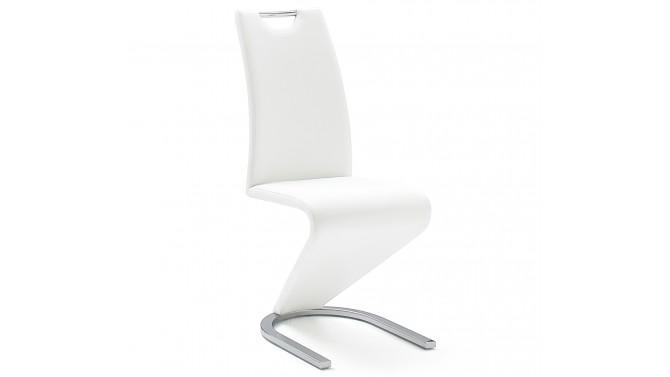 Chaise design simili cuir - Pavel