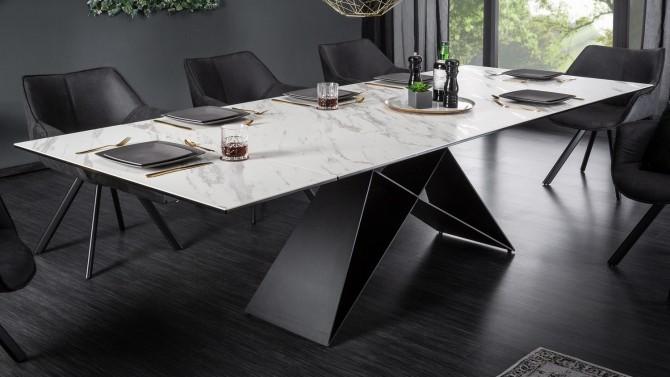 Table à manger design en céramique - Séville