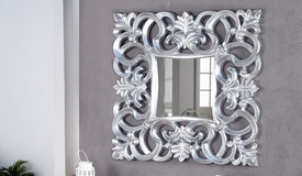 Miroir baroque moderne carré - Chester