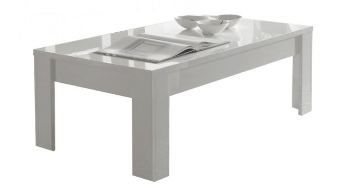 Table basse design blanche - Naomi