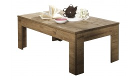 Table basse moderne bois - Karel