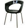Chaise design de salle à manger - Bury