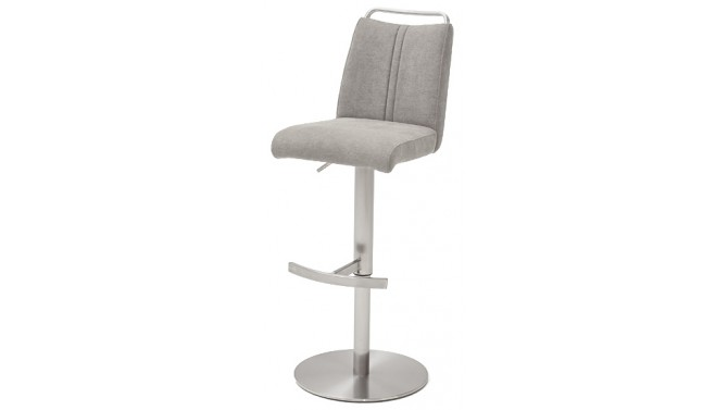 Chaise de bar tissu moderne - Artiom