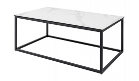 Table de salon rectangle contemporaine - Baldo