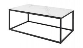 Table de salon contemporaine rectangulaire - Baldo