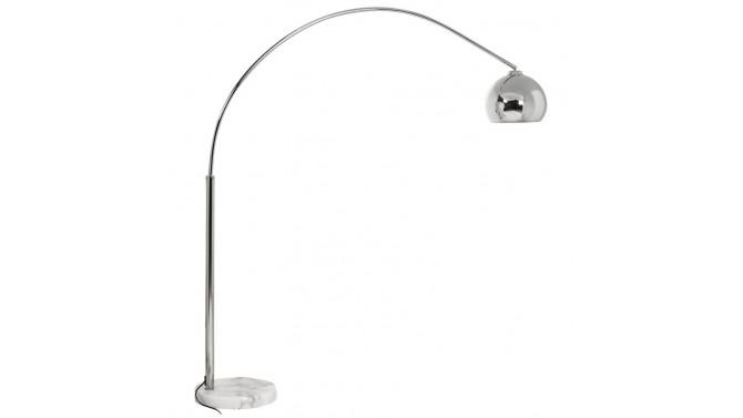 Luminaire sur pied arc en métal et polypropylène - Curve S