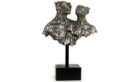 Sculpture couple design - Pio
