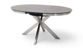 Table à manger ronde en céramique - Iris