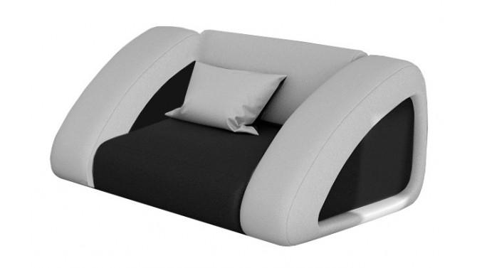 Fauteuil cuir design - Brooks