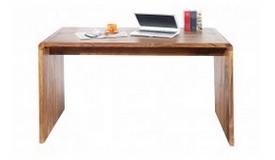 Bureau moderne contemporain en bois - Brent