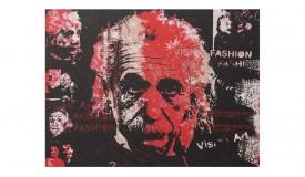 Tableau design rectangulaire tendance Albert Einstein - Pula
