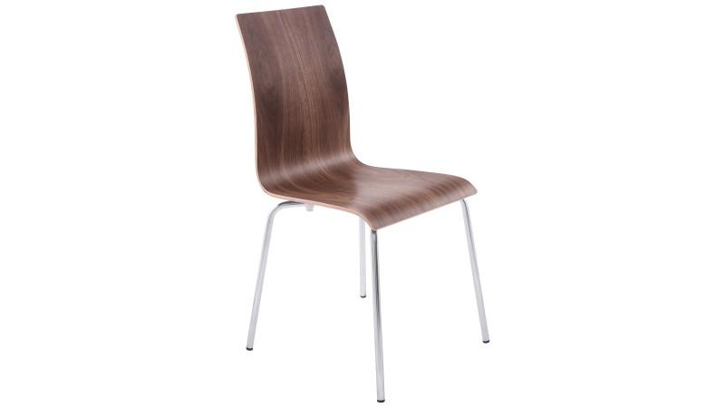 chaise tendance de cuisine ou de salle manger cliff. Black Bedroom Furniture Sets. Home Design Ideas