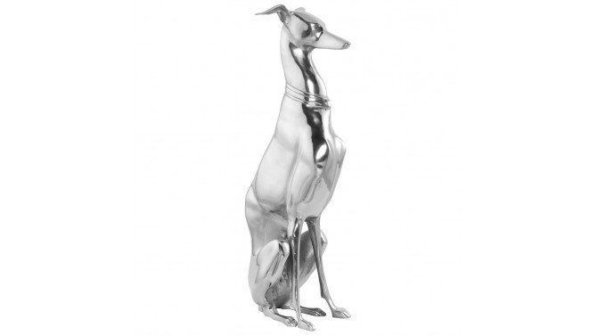 Statue design chien assis - Bruce