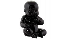 Statue design bébé assis - Zion