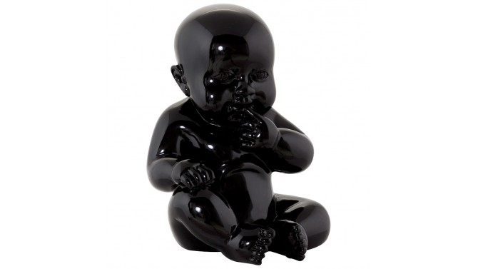 statue moderne r sine b b assis de couleur zion gdegdesign. Black Bedroom Furniture Sets. Home Design Ideas