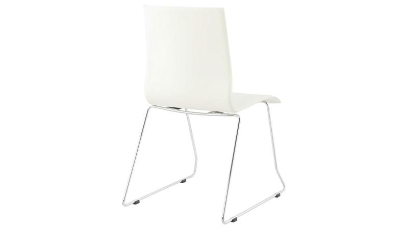 chaise design de cuisine ou de salle manger en simili azer gdegdesign. Black Bedroom Furniture Sets. Home Design Ideas