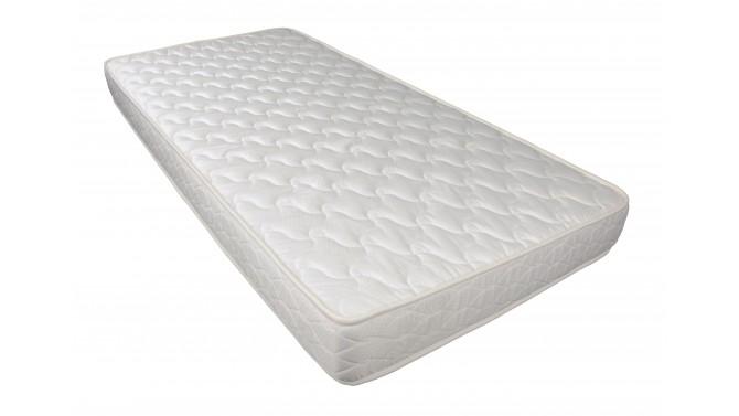 matelas 140x190 cm en mousse tout confort pas cher knut. Black Bedroom Furniture Sets. Home Design Ideas