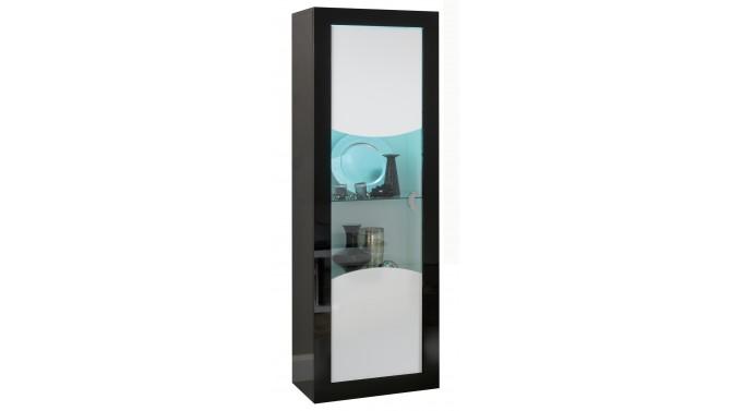 vitrine lumineuse de rangement design avec led nevis. Black Bedroom Furniture Sets. Home Design Ideas