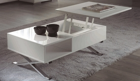 Table basse design tablette relevable - Glenn