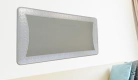 Miroir rectangulaire design 160 cm - Clay