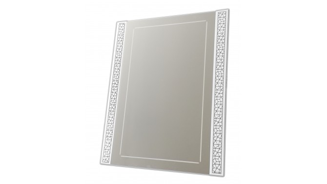 Miroir design à motifs brillants - Steed