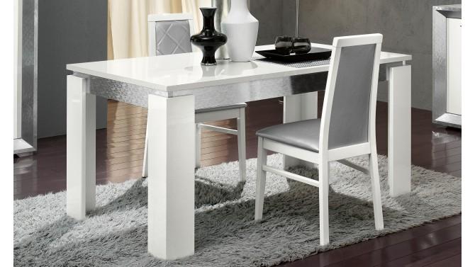 Table à manger moderne avec rallonge - Trenton
