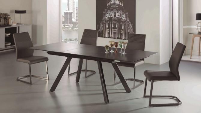 Table exterieur ceramique la table wings chrominox for Table exterieur ceramique