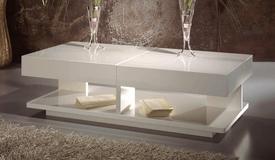Table basse de salon rectangulaire - Arezzo