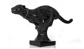 Statue design panthère noire - Lagos